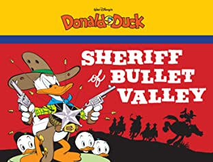 Sheriff of Bullet Valley: Starring Walt Disney's Donald Duck