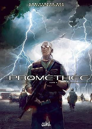 Prométhée Tome 9: Dans les ténèbres