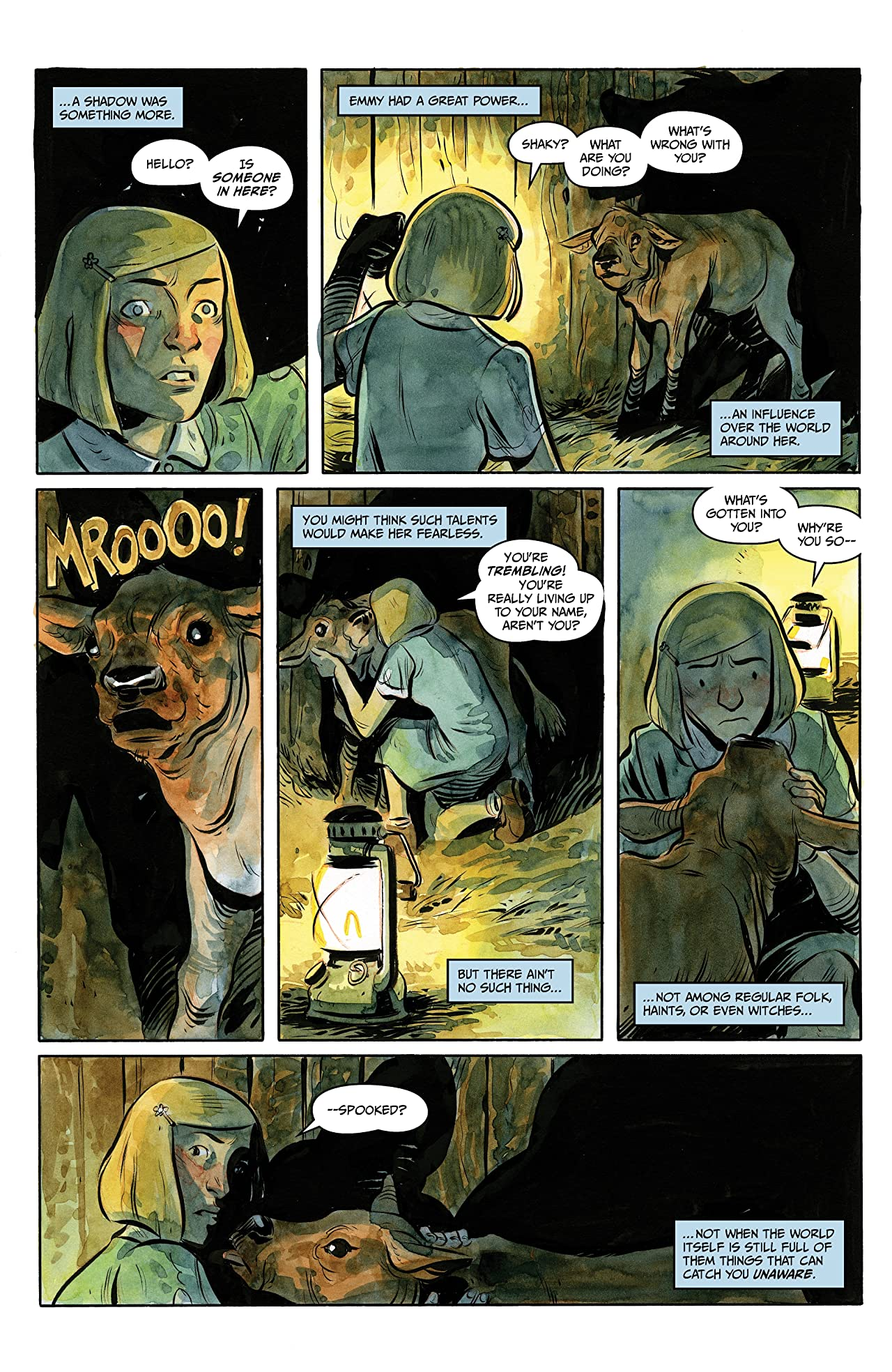 Harrow County Vol. 6: Hedge Magic