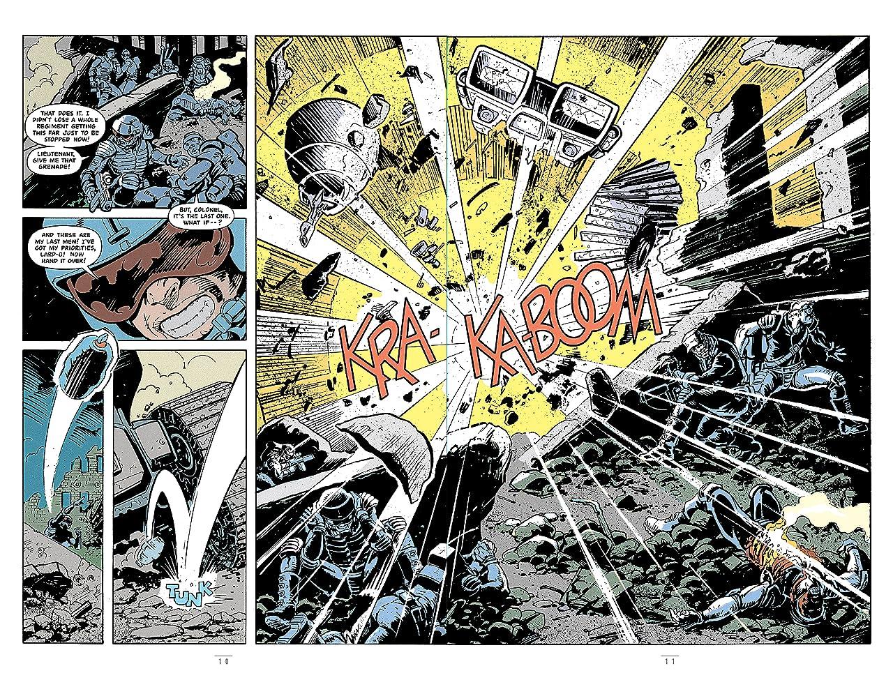 The Terminator: The Original Comics Series