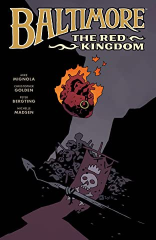 Baltimore Tome 8: The Red Kingdom