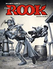 W.B. DuBay's The Rook Archives Tome 3