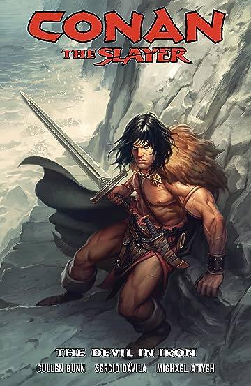 Conan the Slayer Vol. 2