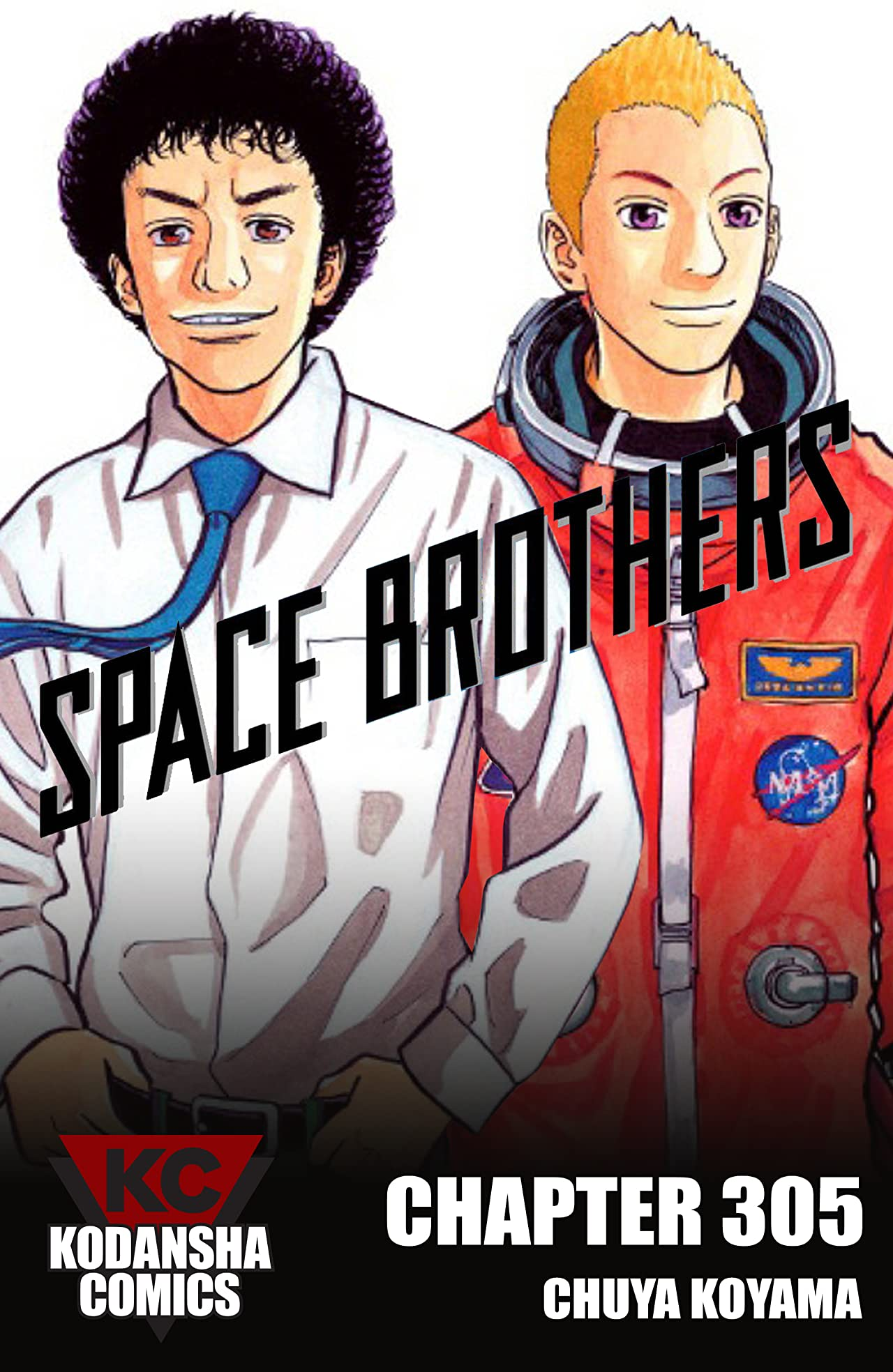 Space Brothers #305