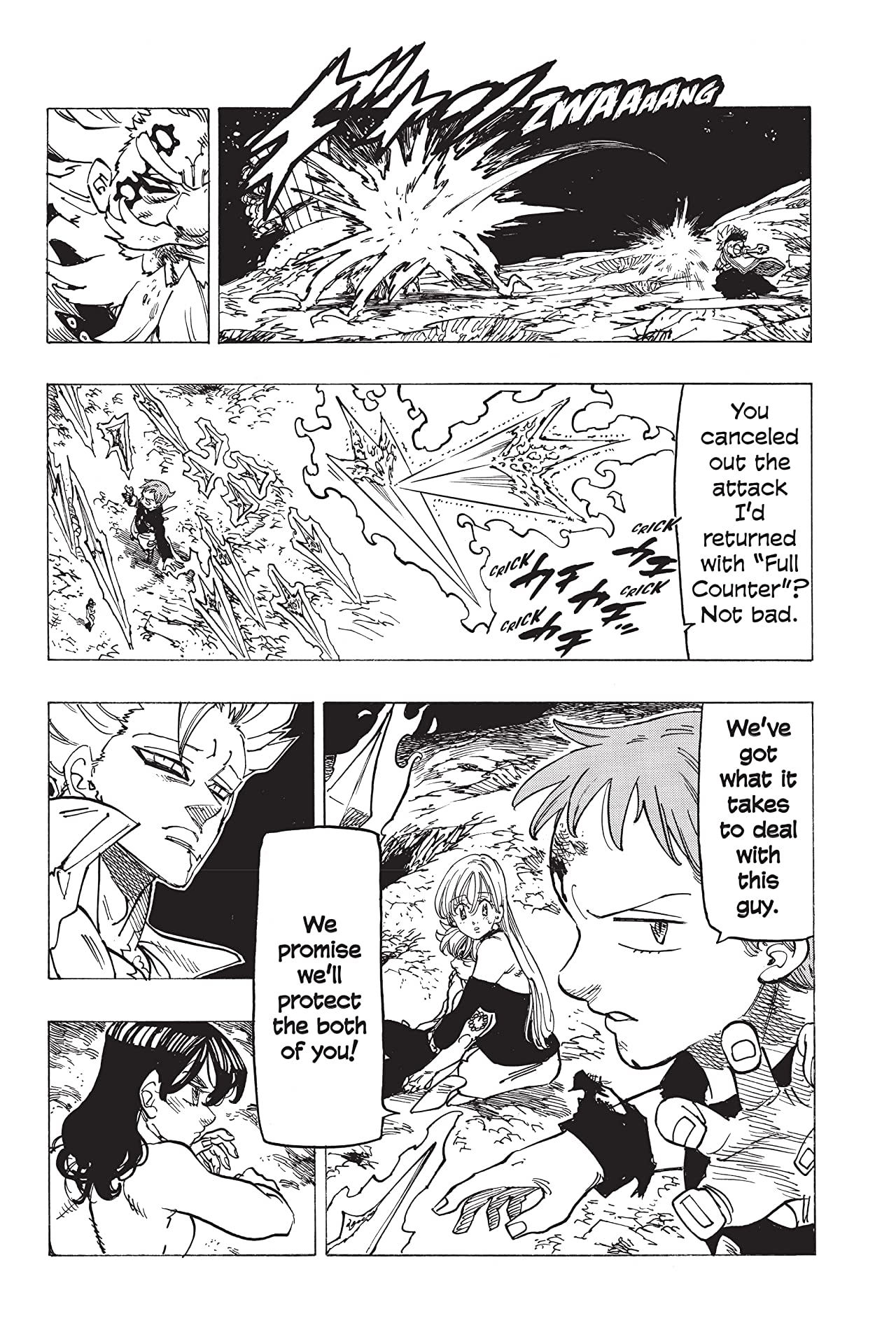 The Seven Deadly Sins #239