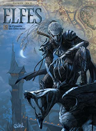 Elfes Tome 5: La dynastie des elfes noirs