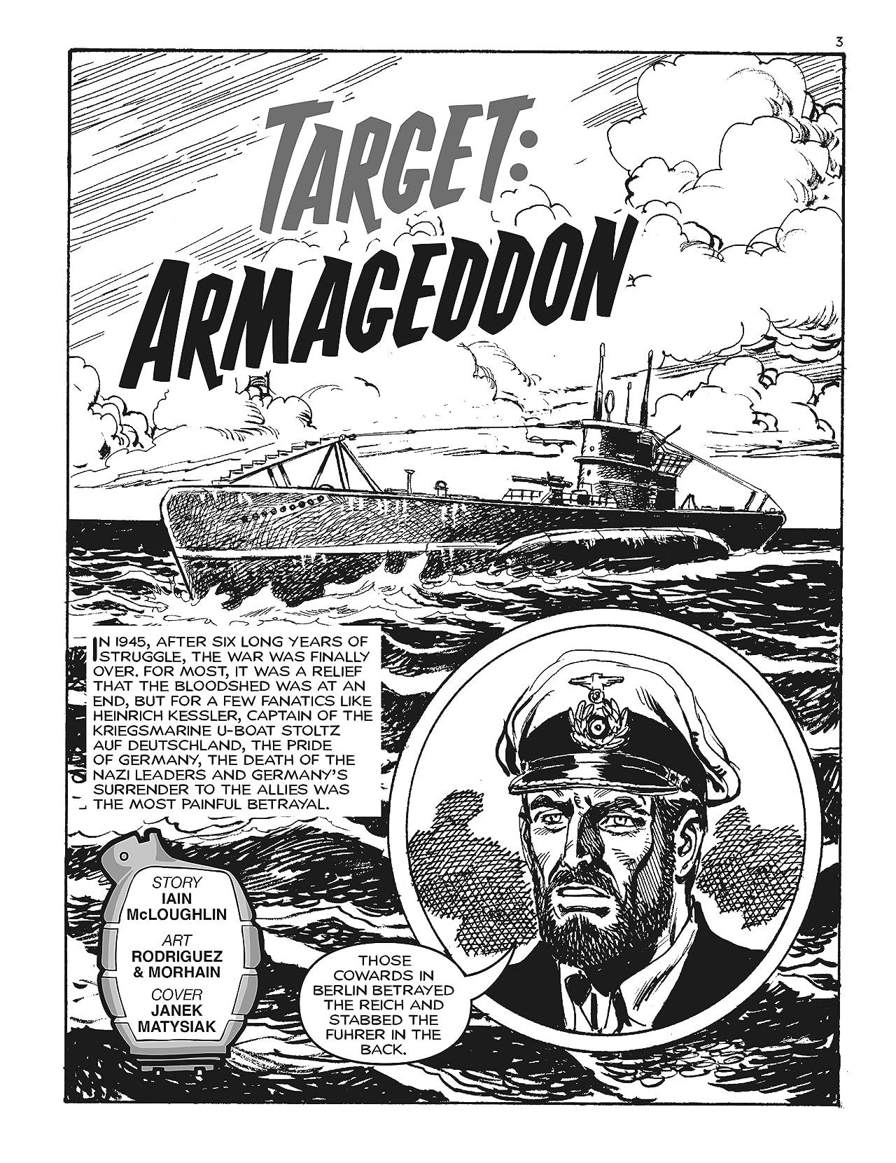 Commando #5059: Target Armageddon