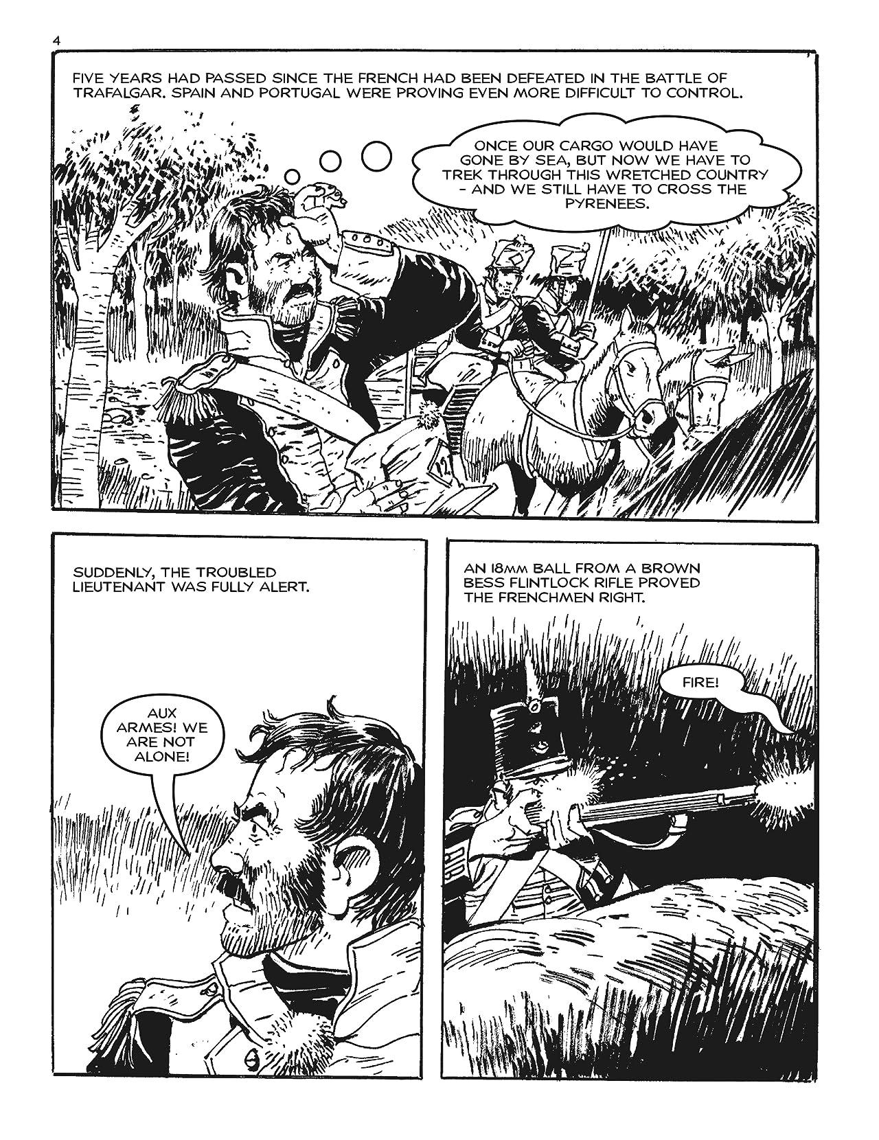 Commando #5061: Fenshire Silver
