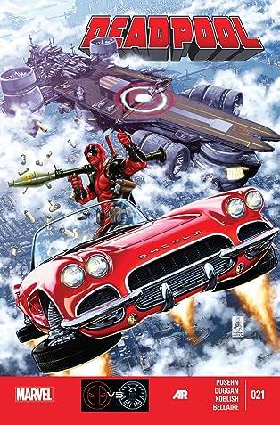 Deadpool (2012-2015) #21
