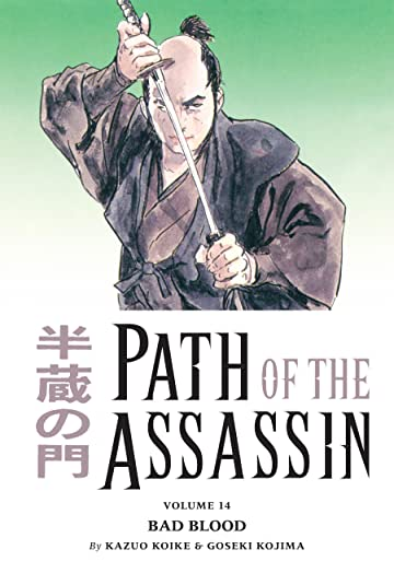 Path of the Assassin Vol. 14: Bad Blood