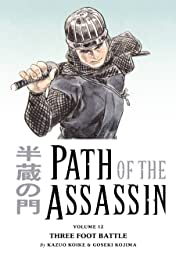 Path of the Assassin Vol. 12: Three Foot Battle