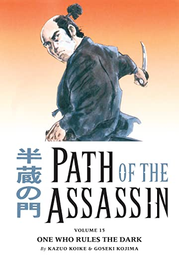 Path of the Assassin Vol. 15: One Who Rules the Dark