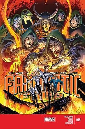 Fantastic Four (2012-2014) #15
