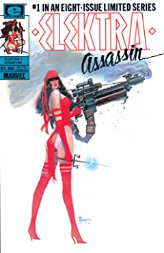 Elektra: Assassin (1986-1987) #1 (of 8)