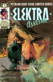 Elektra: Assassin (1986-1987) #2 (of 8)