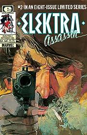 Elektra: Assassin (1986-1987) #2 (of 8)