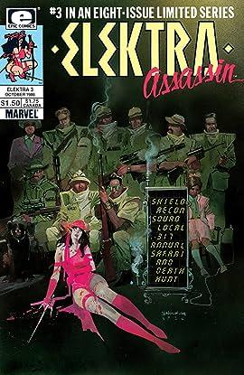 Elektra: Assassin (1986-1987) #3 (of 8)