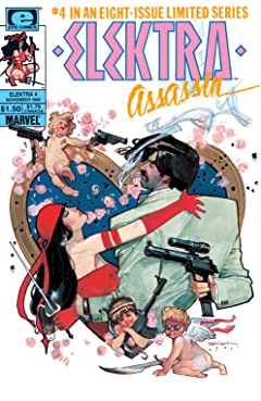 Elektra: Assassin (1986-1987) #4 (of 8)