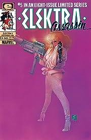 Elektra: Assassin (1986-1987) #5 (of 8)