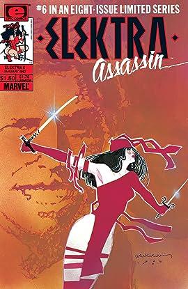 Elektra: Assassin (1986-1987) #6 (of 8)