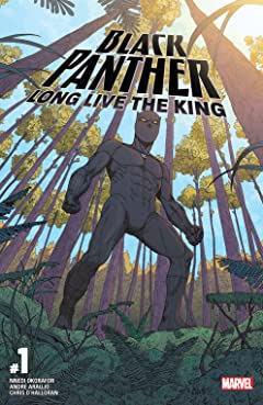 Black Panther: Long Live The King (2017-2018) #1 (of 6)