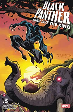 Black Panther: Long Live The King (2017-2018) No.3 (sur 6)