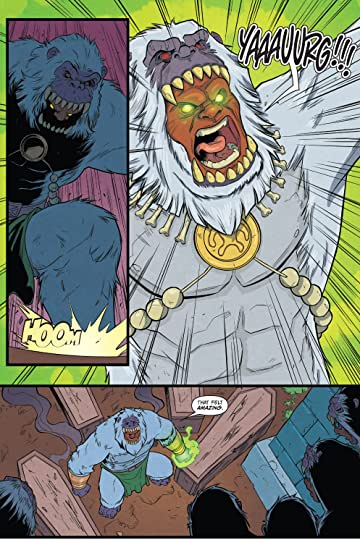 Black Panther: Long Live The King (2017-2018) #4 (of 6)