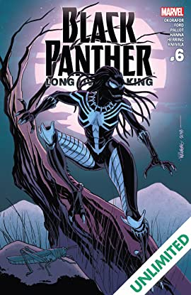 Black Panther: Long Live The King (2017-2018) #6 (of 6)