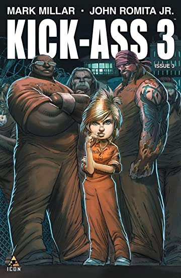 Kick-Ass 3 #3 (of 8)