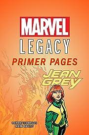 Jean Grey - Marvel Legacy Primer Pages