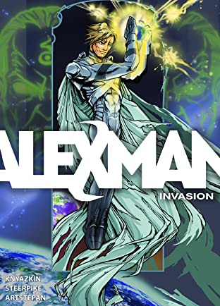 Alexman: Invasion