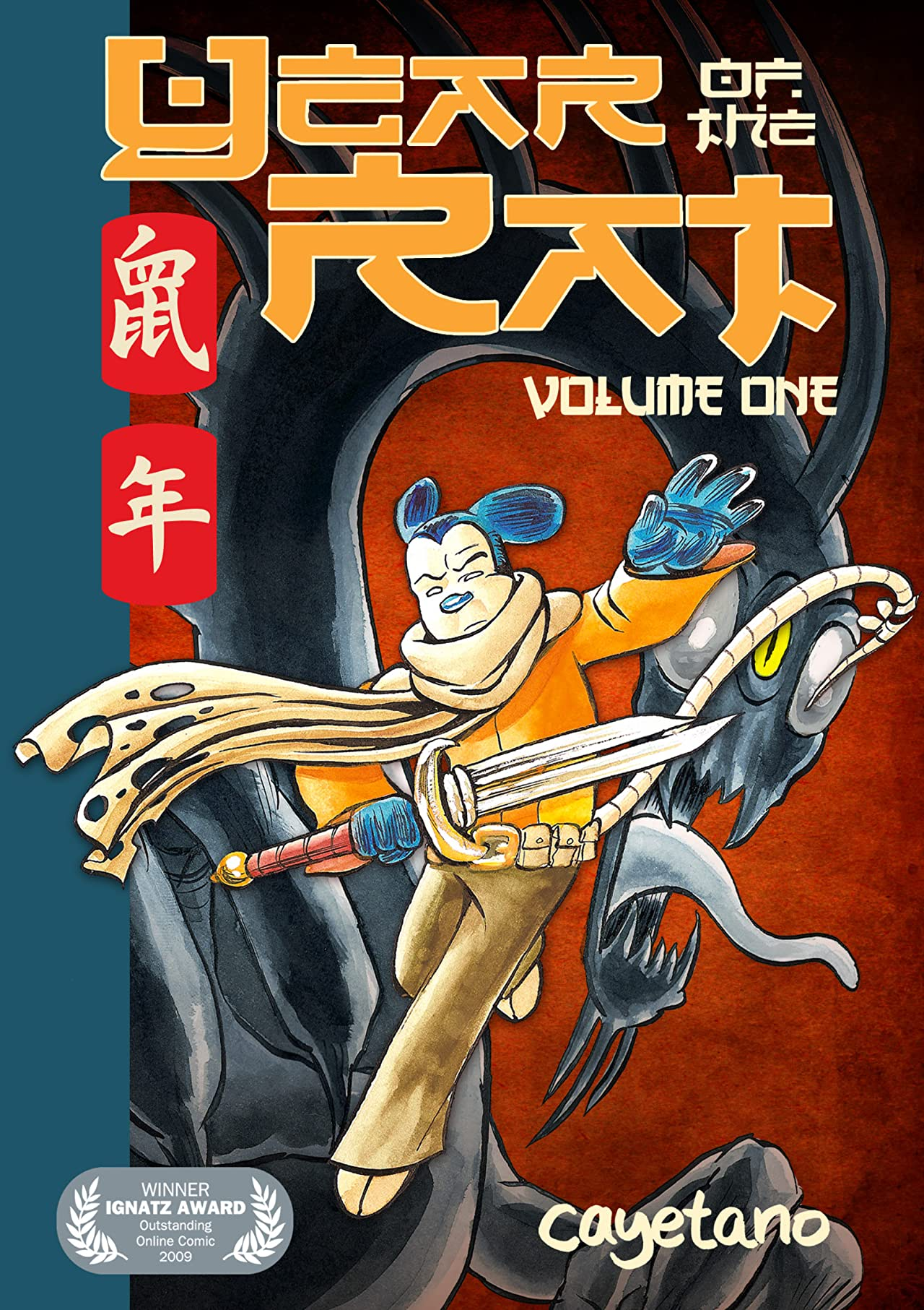 Year of the Rat Vol. 1