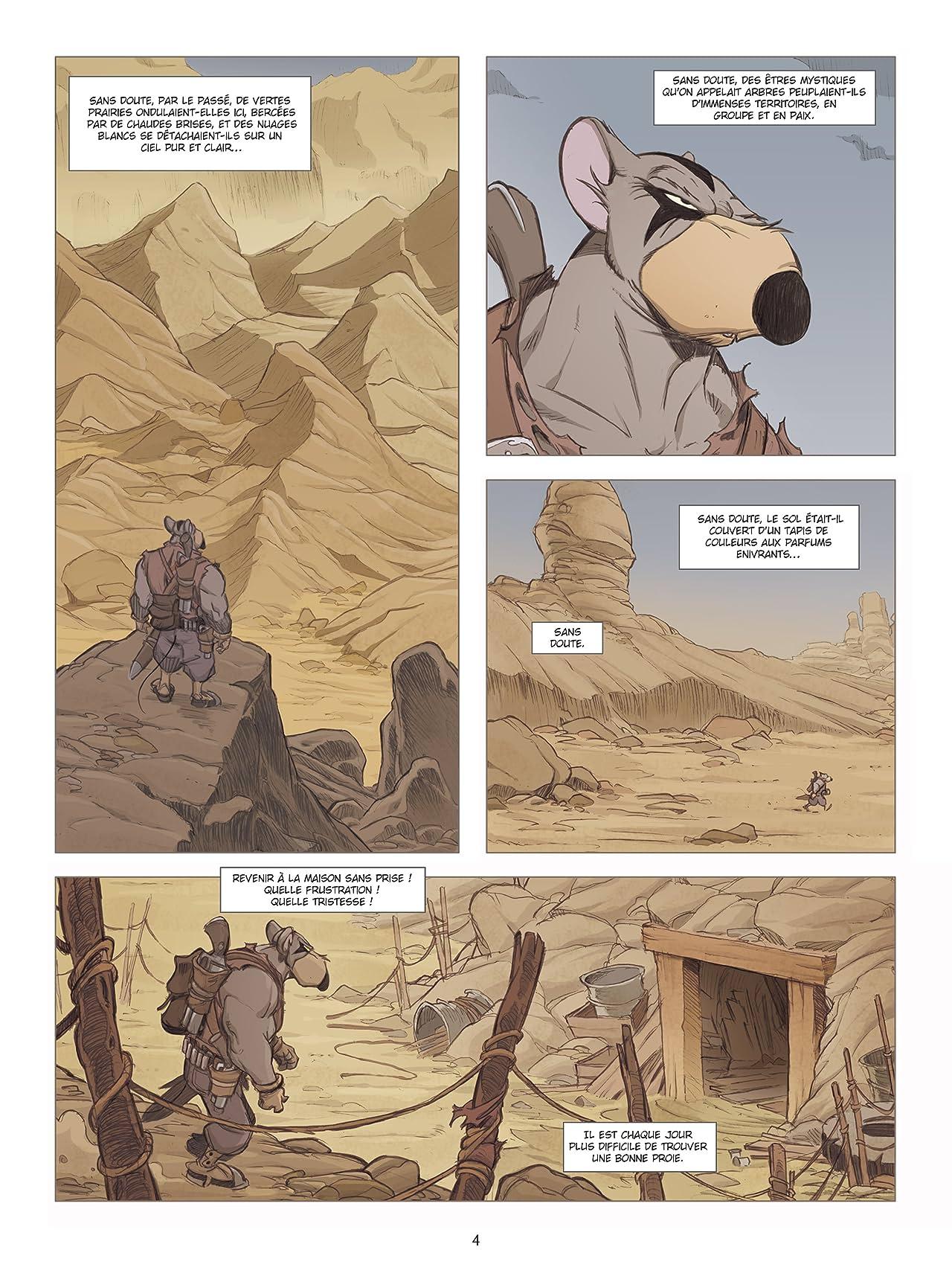 Solo Vol. 3: Le monde cannibale