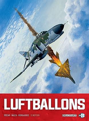 Luftballons Tome 2: Defcon