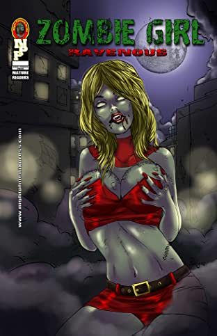 Zombie Girl: Ravenous #1