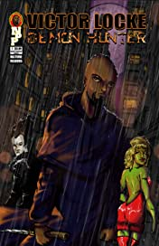 Victor Locke Demon Hunter #1