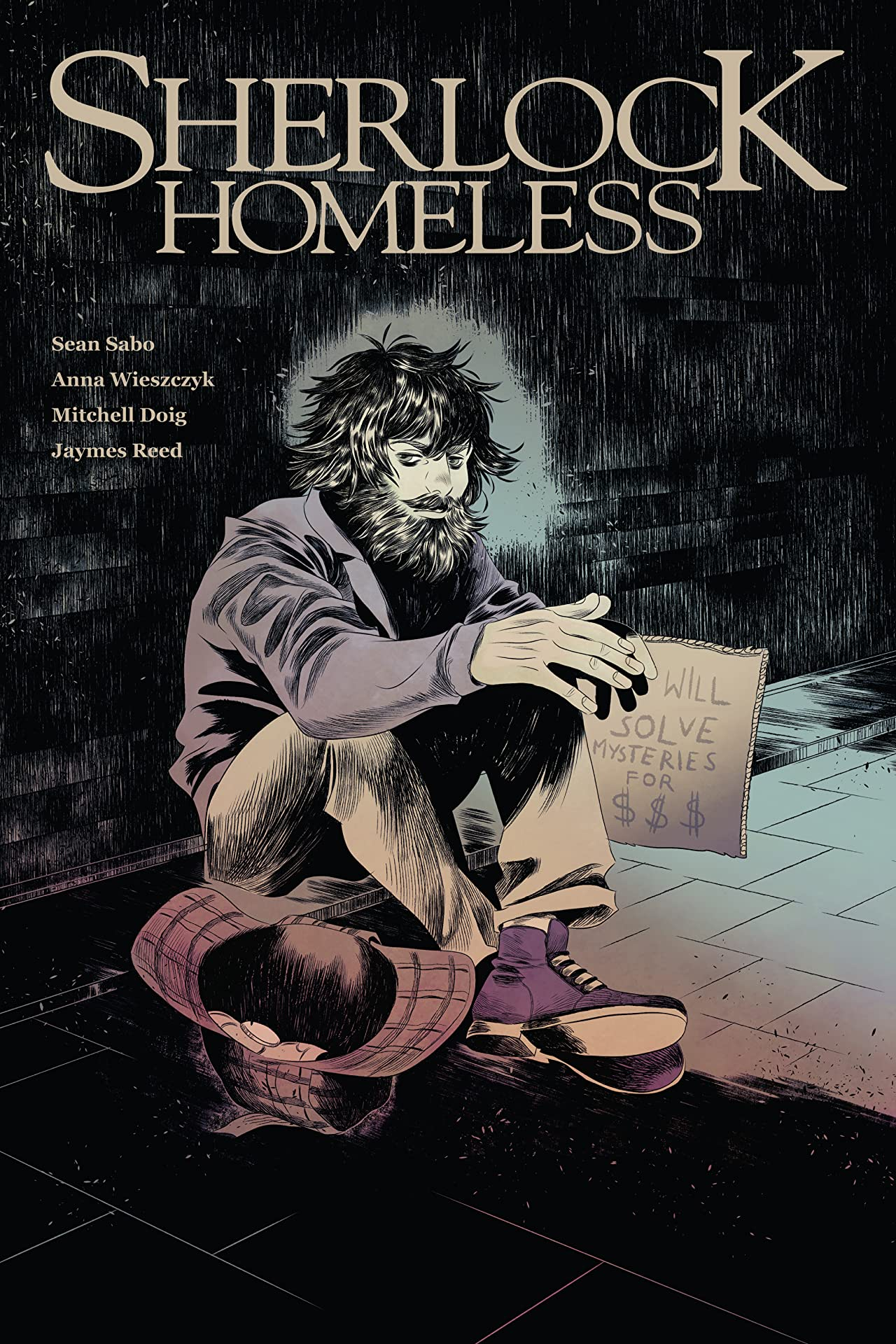 Sherlock Homeless #1