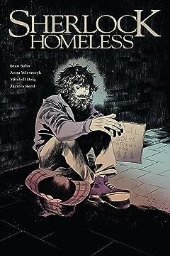 Sherlock Homeless #1