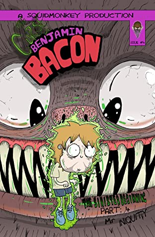 The Curse of Benjamin Bacon #4