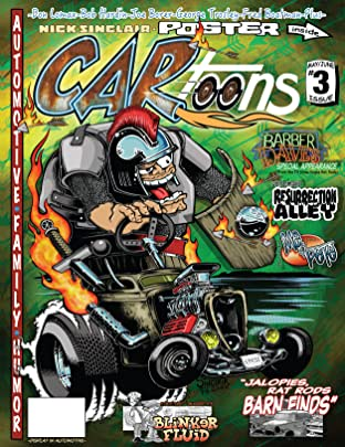 CARtoons Magazine #3