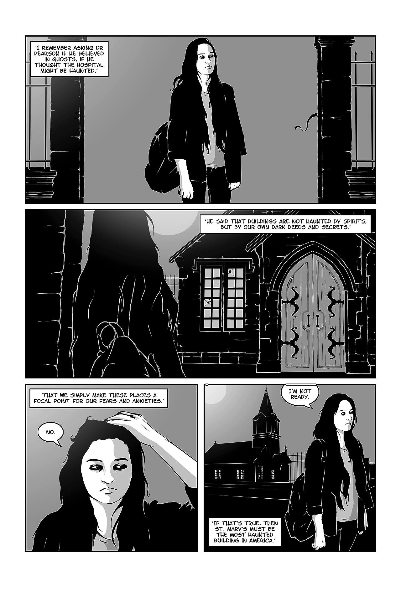 Hollow Girl #7