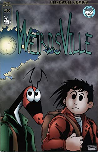 Weirdsville #8