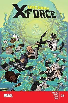 Uncanny X-Force (2013-2014) #15