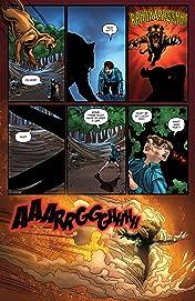 Volcanosaurus #1
