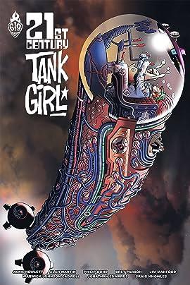 Tank Girl: 21st Century Vol. 1