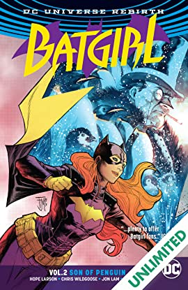 Batgirl (2016-) Vol. 2: Son of Penguin