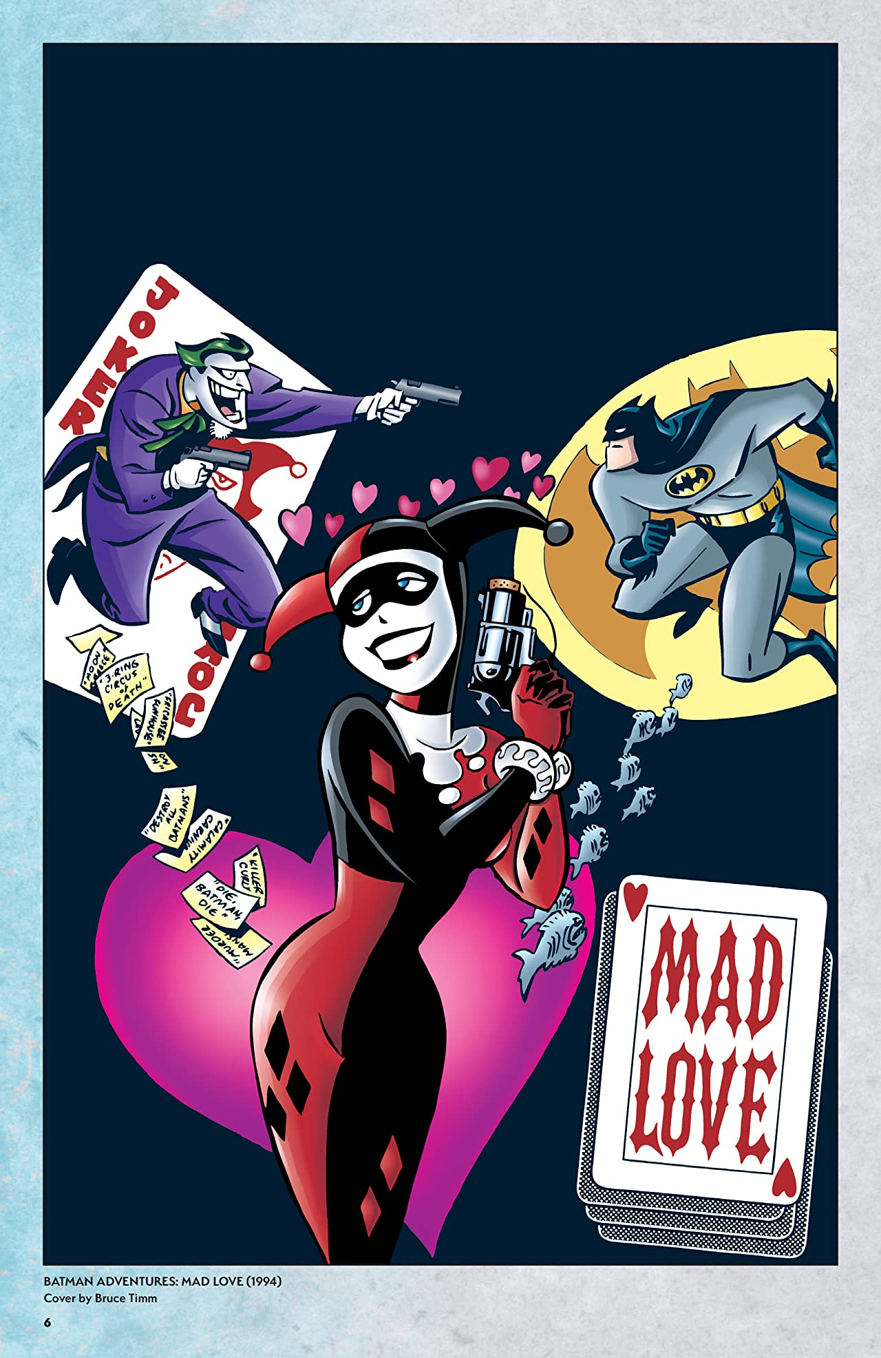 Harley Quinn: A Rogue's Gallery - The Deluxe Cover Art Collection