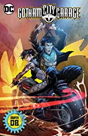 Gotham City Garage (2017-) #8