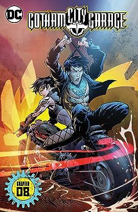 Gotham City Garage (2017-2018) #8
