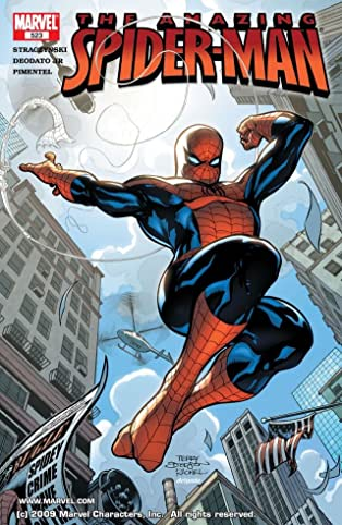 Amazing Spider-Man (1999-2013) #523